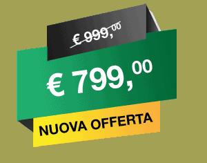Offerta registratore di cassa digitale