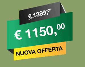 Offerta registratore di cassa digitale con 1 licenza di Comanda Facile Restaurant