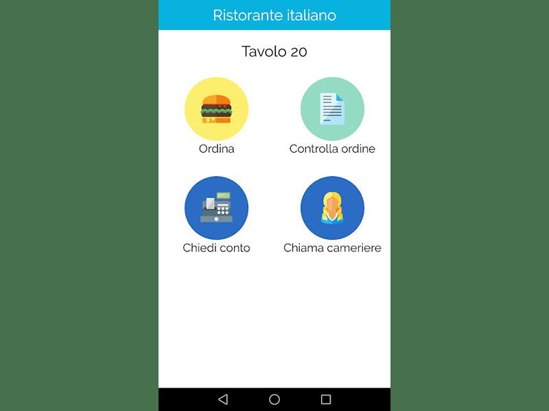 App Gestione Prenotazioni Ristorante