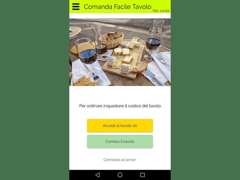 App Per Comande Ristorante
